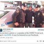 NYPD Twitter Publicity Fail