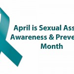 For Sexual Assault Awareness Month…