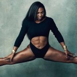 I'm Hanging This Serena Williams Picture Up In My Man Cave