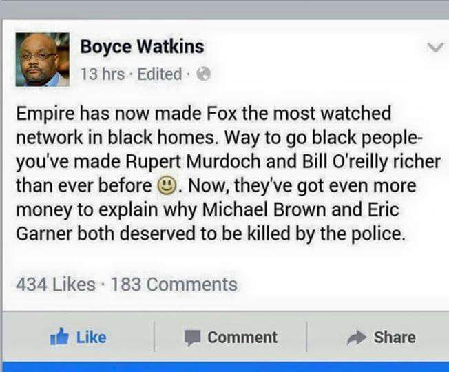 Boyce Watkins, Empire, Onyx Truth