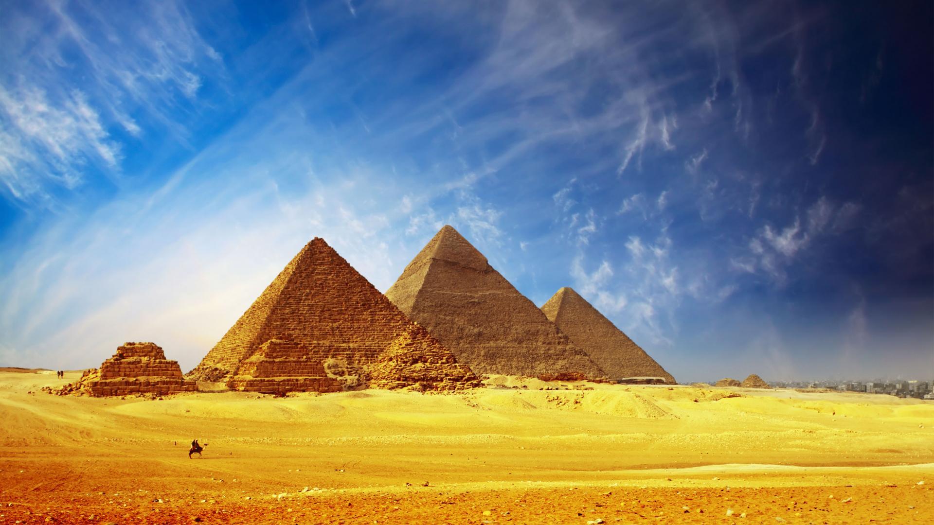 Pyramid Of