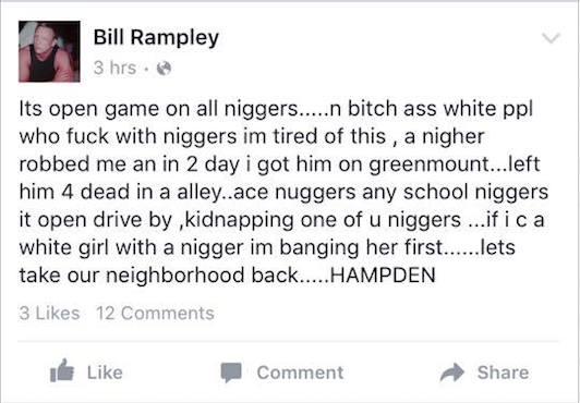 Bill Rampley, Onyx Truth