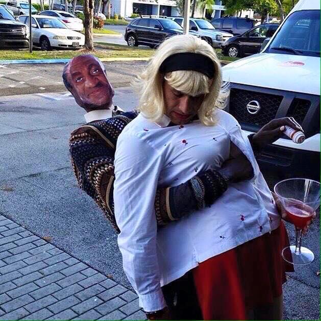 Bill Cosby, Halloween
