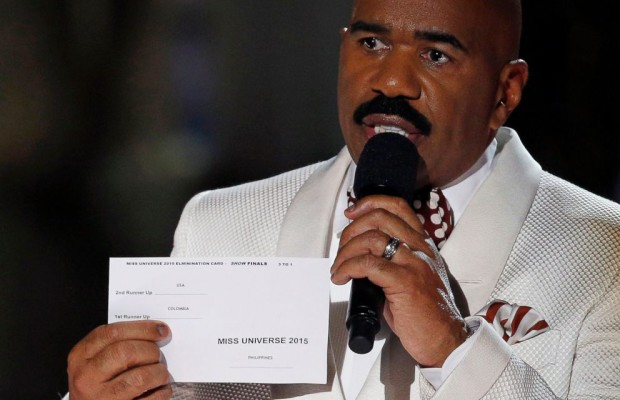 Steve Harvey, Miss Universe 2015, Onyx Truth
