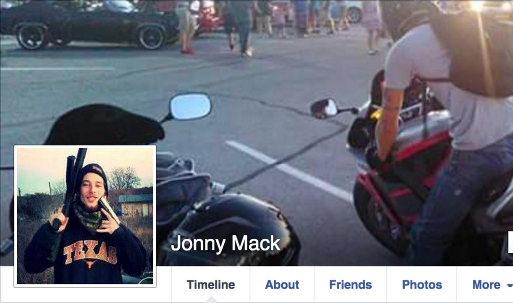 Jonny Mack 1