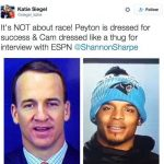 Why Does Cam Newton's Success Provoke White Tears?