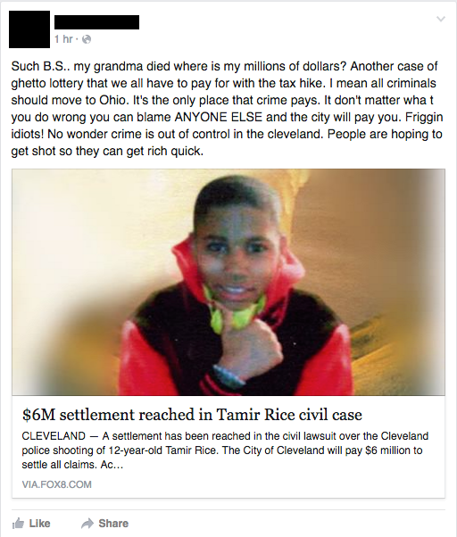 Tamir Rice, Ghetto Lottery, onyx truth