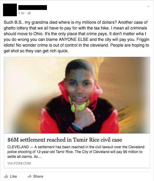 Tamir Rice, Ghetto Lottery, onyx truth