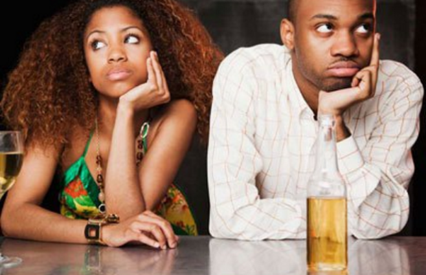 Black women hating on black men dating other races