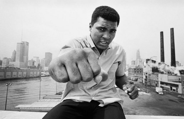 Muhammad ali was the greatest because he was unapologetically black thats why