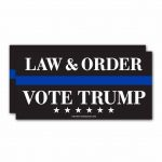 I Support Trump & Blue Lives Matter *wink wink*