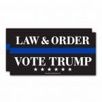 I Support Trump & Blue Lives Matter *wink wink*