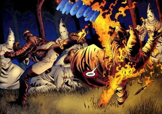 Does Every Black Super Hero Need to Face Racism in the ...
