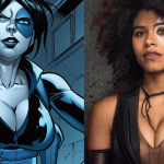 Deadpool 2:  Debuts Domino as a Woman of Color