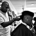 Black Men Can't Even Go to The Barbershop in Peace Now