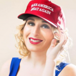 Laura Loomer's Not White, She's Jewish