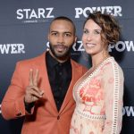 Omari Hardwick's Wife Been Down Since Day One