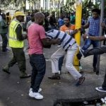 South Africans versus Nigerians