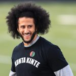 Colin Kaepernick Wants to Abolish the Police
