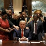 Donald Trump Loves Black People