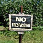 What is Considered Trespassing in Georgia?