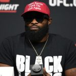 "Tyron Woodley Responds with ""Black Lives Matter"""