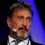 Feds Indict John McAfee for Cryptocurrency Pump & Dump Fraud