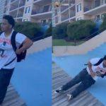 Black Teen Tased for Vaping on Boardwalk in Ocean City, Maryland